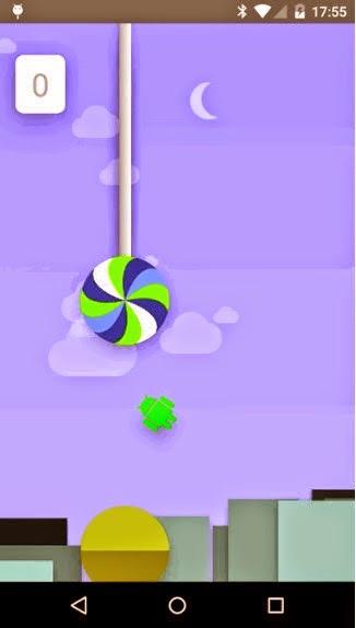Game Mirip Flappy Bird
