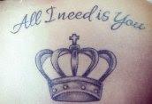 Fotos de Tatuagens de Coroa