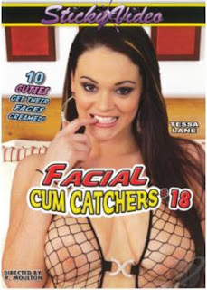 sexo Facial Cum Catchers 18 online
