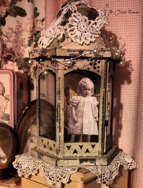 fairy in a lamp