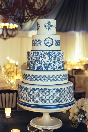 Catalina Island Wedding Cakes