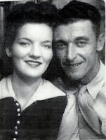 Blanche (Haddix) and O.J. Landrum, 1944