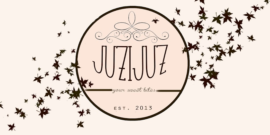 juzijuz {your sweet bites//est. 2013}