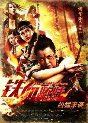 Chiến Binh Nữ Hổ - Angel Warriors (2013) Vietsub