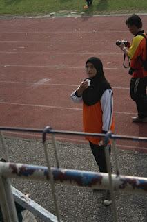 Puan Azalina Raya Sports Day SIGSJB 2012