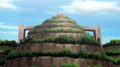 Tempat Persembunyian dan Benteng Uchiha