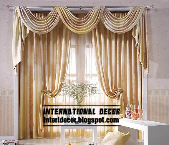 Best Curtain Models 2015, Unique Draperies Models Colors
