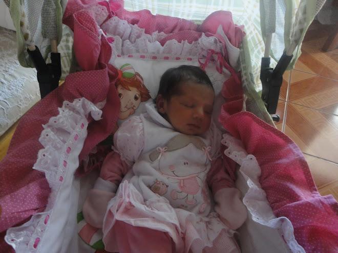 Minha princesinha chegou!!!