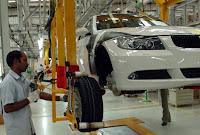 BMW Chennai Factory