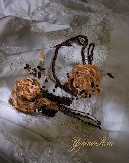 гламелия, стабилизированные цветы