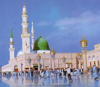 Kisah Pembangunan Masjid Nabawi
