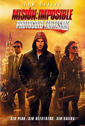 Misión Imposible 4 Protocolo Fantasma DVDrip 2011 Español Latino Accion Un Link PutLocker
