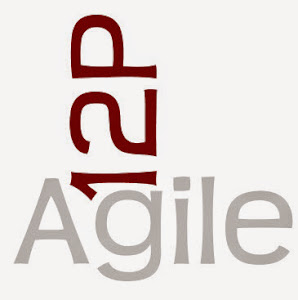 Follow us on twitter @Agile12P