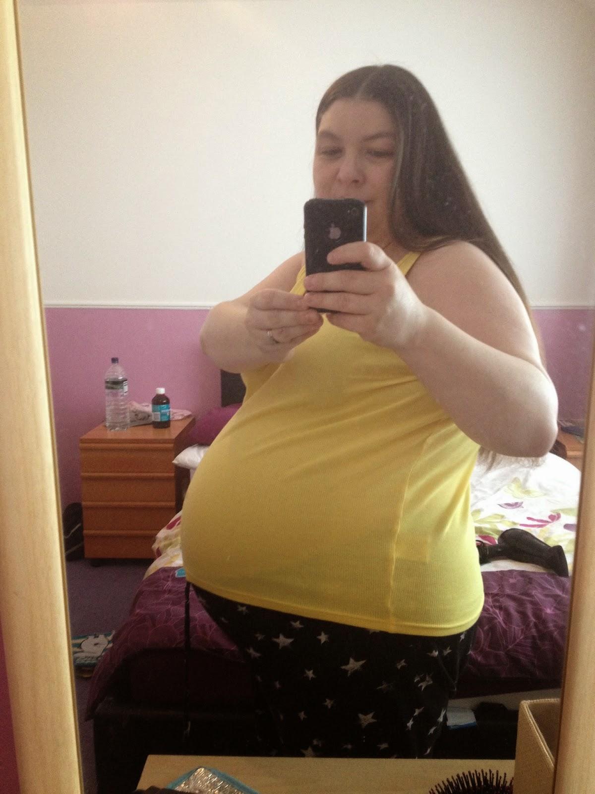 Pregnancy Diary – 36 Weeks