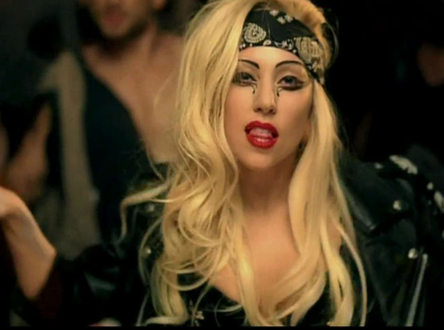 lady gaga judas video stills. Lady Gaga explains Judas video