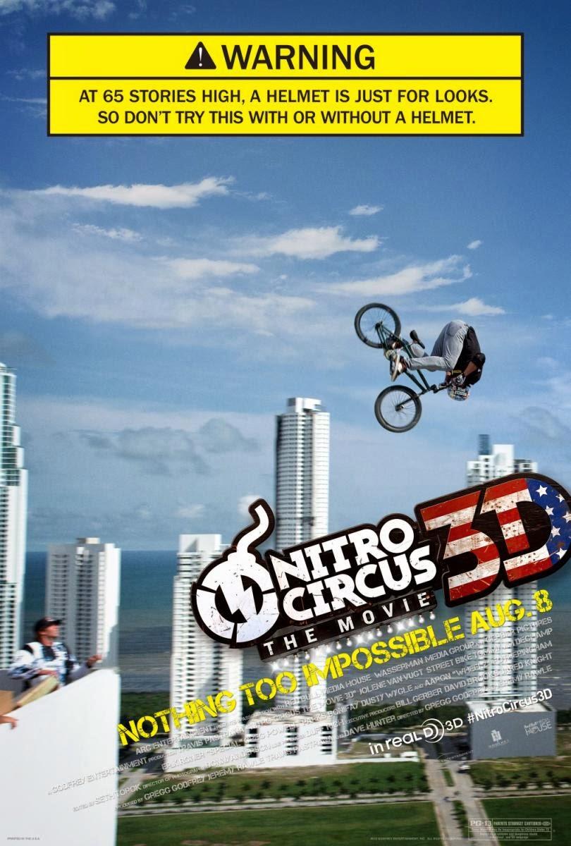 Nitro Circus: O Filme – Dublado (2012)