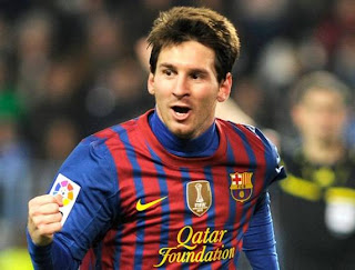 Gol Lionel Messi, Bawa Barcelona Hancurkan Bilbao