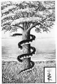 Garden Of Eden Tree Of Knowledge The Serpent
