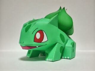 Paper Crafters Pokemon