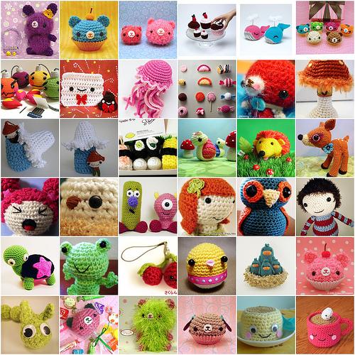 Amigurumi Crochet Pattern