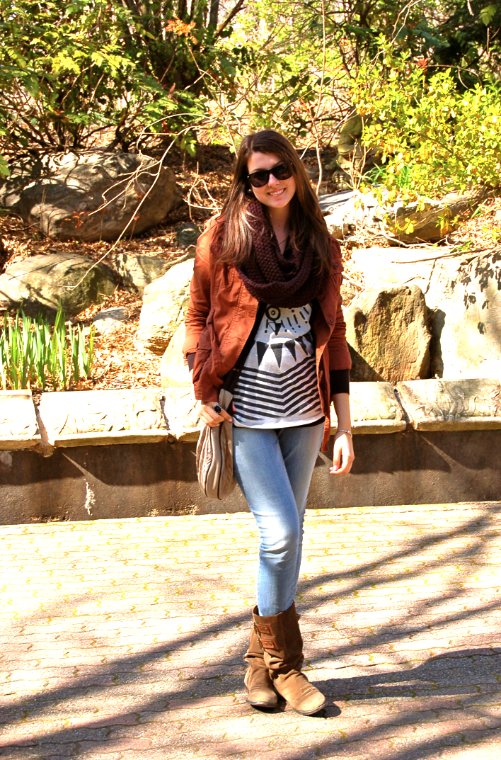 My outfit at the Zoo!