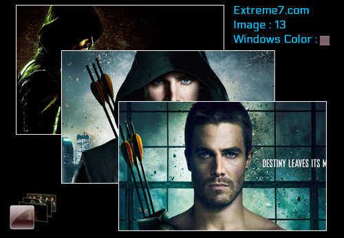 Arrow Theme for Windows 7 and Windows 8