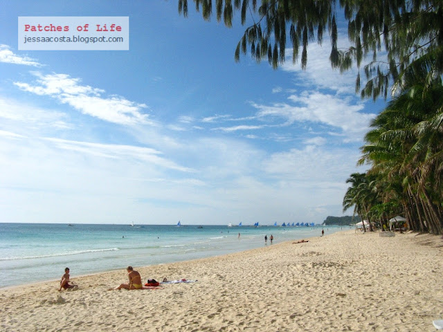 travel 4d3n at boracay island  via iloilo  patches of life