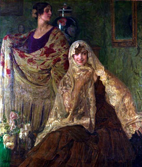 Rojo y plata, Anselmo Miguel Nieto, Pintura Española, Pintores Españoles, Pintor Español