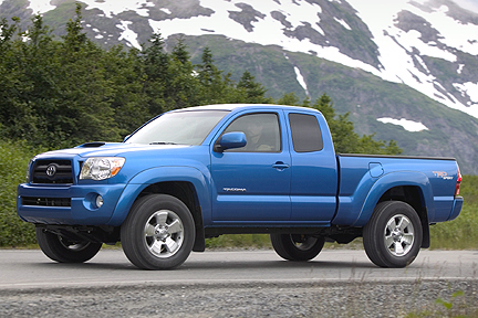 Toyota on Toyota Tacoma Review