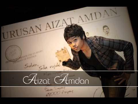 Aizat Amdan