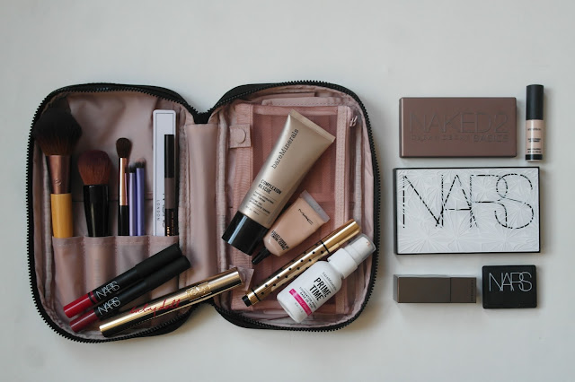 Travel Makeup Bags by What Laura did Next
