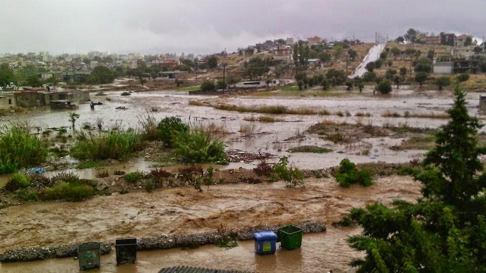 Εκτός ο δήμος Φυλής από τους δήμους που θα αποζημιωθούν για τις πλημμύρες