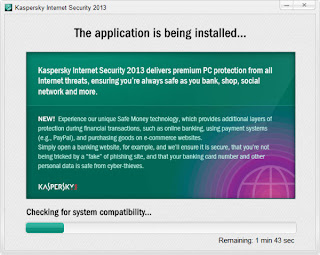 Kaspersky 2013 Screenshots #1