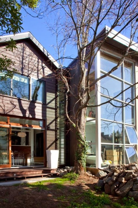 Fachadas de casas chalets for Casa chalet