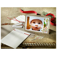 Holiday Photo Card Kit by Stampin' Up!