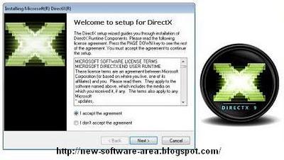 Directx runtime