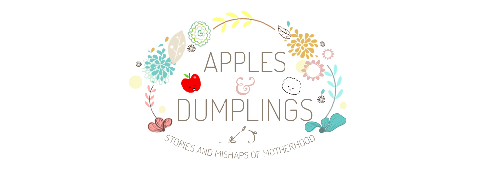 apples &amp; dumplings