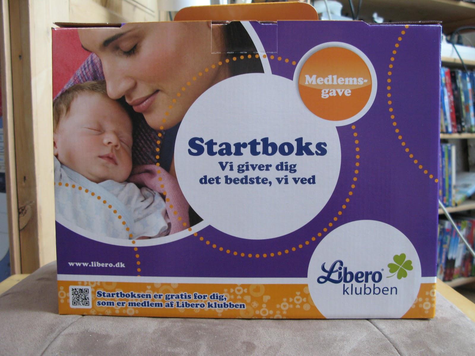 libero gratis babypakke