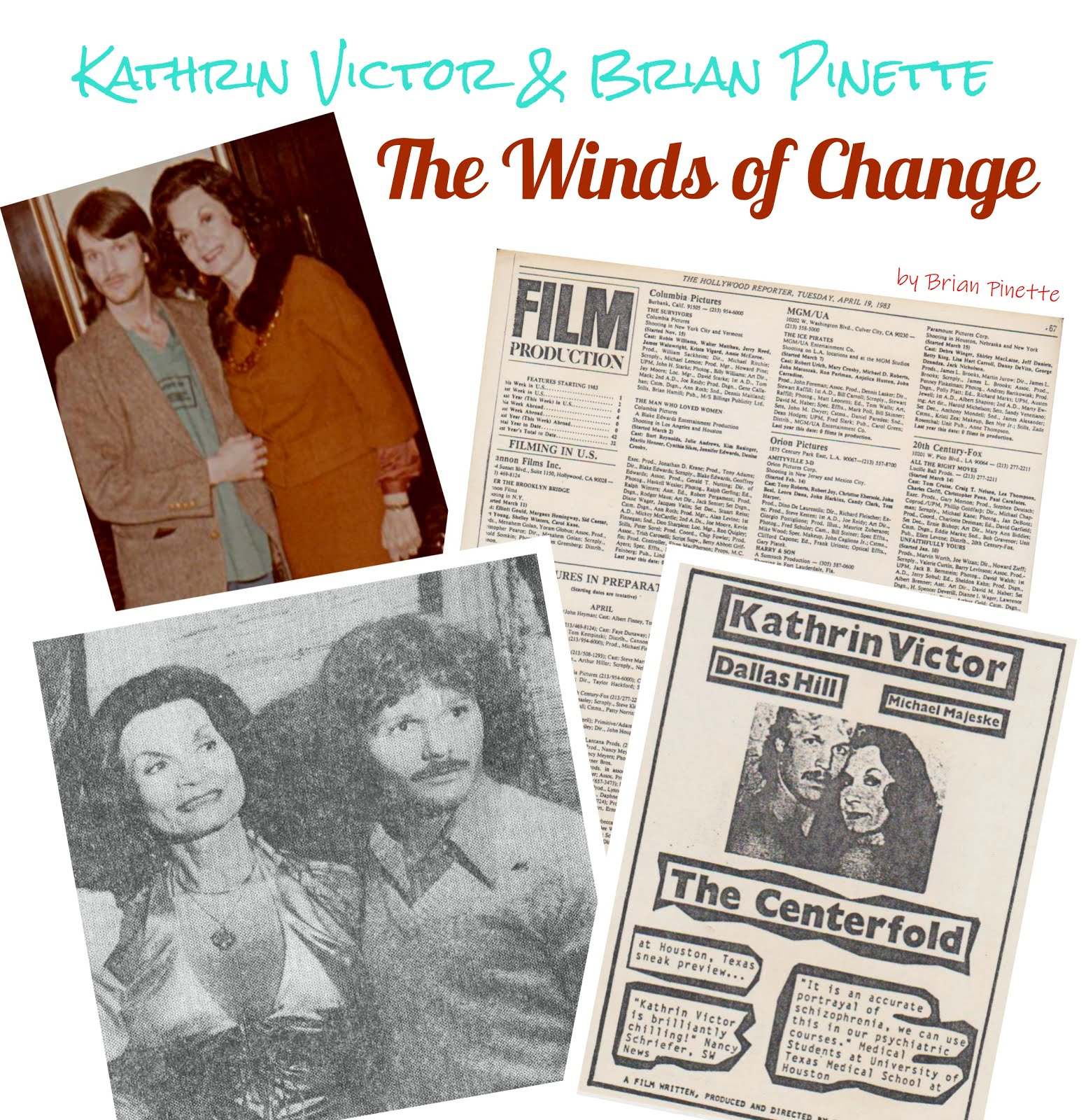 The Winds of Change by Kathrin Victor & Brian Pinette