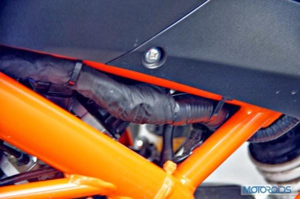 KTM 390 Duke India road test review 39