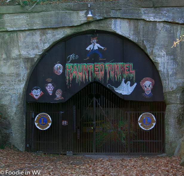 Haunted Tunnel Ironton Ohio