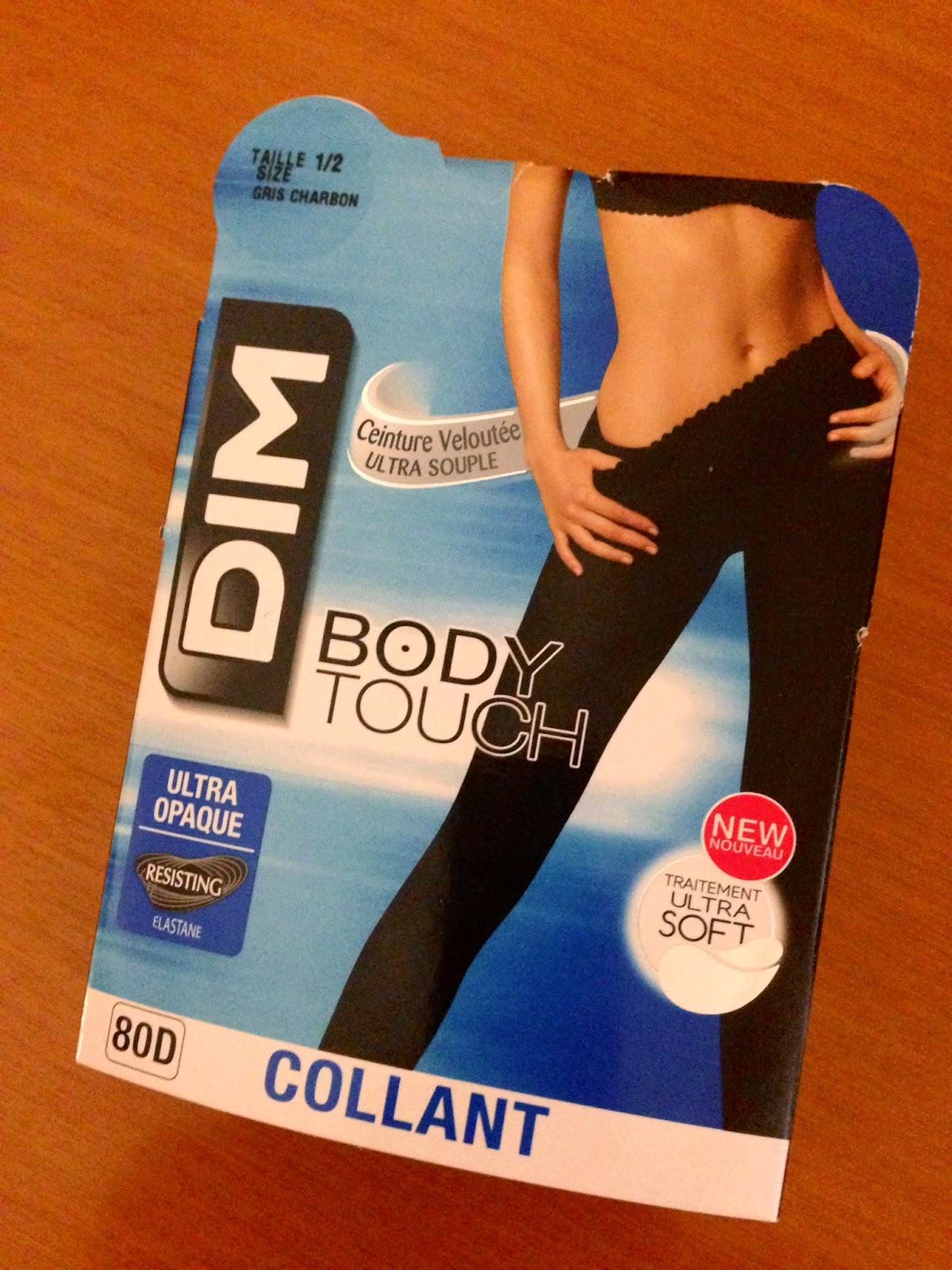 Línea Body Touch de Dim - Collant