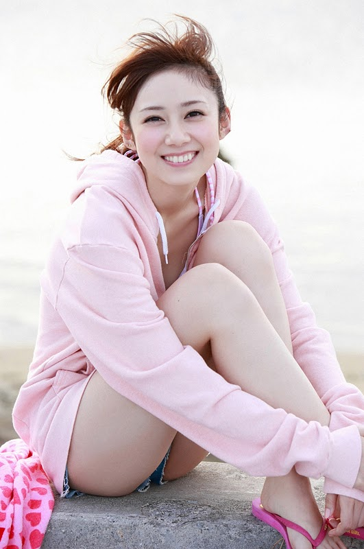 Japanese Model Yumi Kobayashi