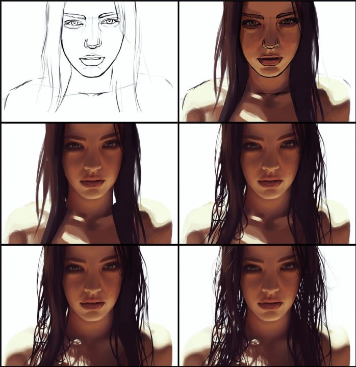How To Brilliantly Draw A Perfect Woman!