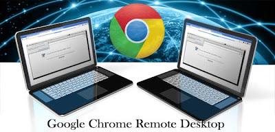 Remote Desktop Using Chrome