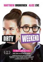 Dirty Weekend (2015) WEB-DL 720p Subtitulados