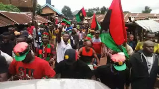 MASSOB reacts to Buhari's comments on agitation, says it will never support restructuring