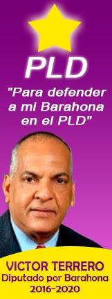 VITICO DIPUTADO PLD 2016-2020