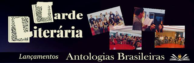 Tarde Literária Editora Illuminare, Antologias Brasileiras