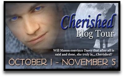 Cherished Blog Tour: Book Excerpt + Giveaway